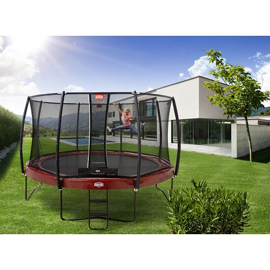 berg trampolin elite mit sicherheitsnetz st ck sport thieme. Black Bedroom Furniture Sets. Home Design Ideas