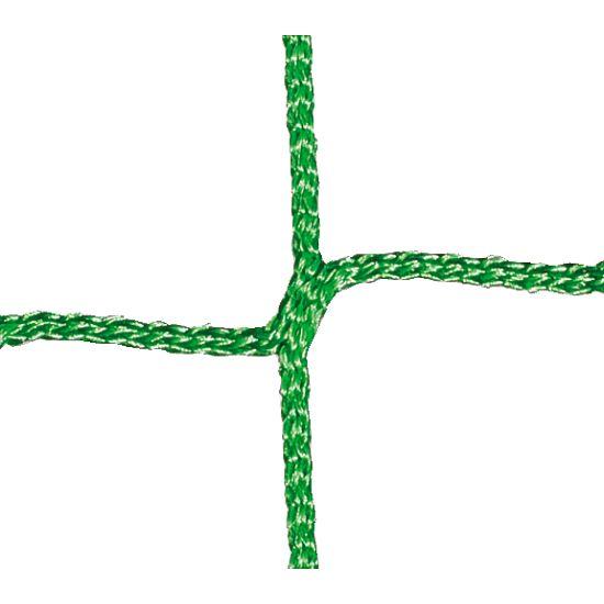 Beskyttelses- og fangnet, maskestørrelse på 12 cm. Grøn, linetykkelse 3 mm