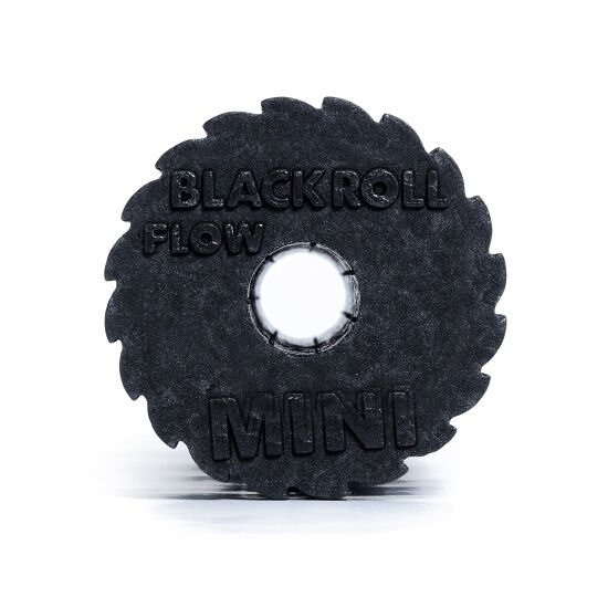 """Blackroll """"Mini Flow"""" Fascia Roll Black"""