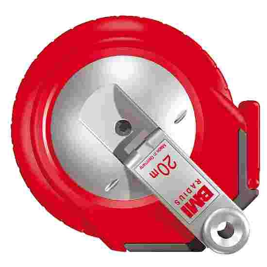 BMI Single-Sided Fibreglass Measuring Tape 10 m, Case