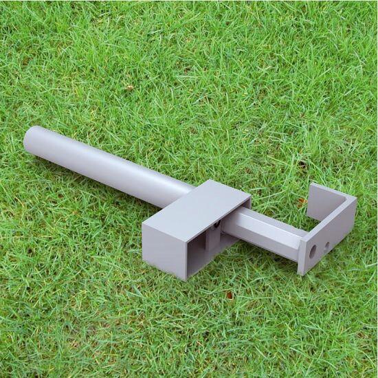 Bodenverankerung Spezial Für Profil 80x80 mm, 80x40 mm, 40x80 mm