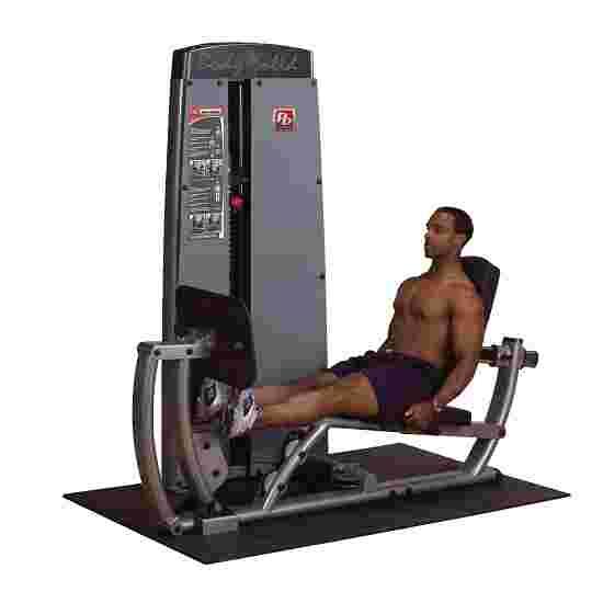"""Body-Solid Beinpresse und Wadenmaschine """"Pro Dual"""" Gewichtsblock 95 kg"""