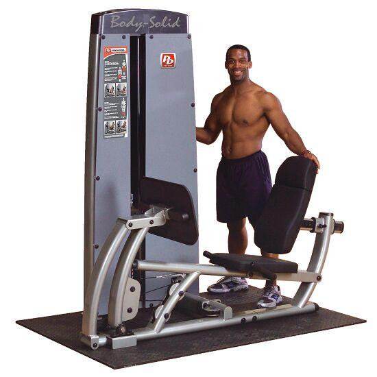 """Body-Solid® Beinpresse und Wadenmaschine """"Pro Dual"""" Gewichtsblock 95 kg"""