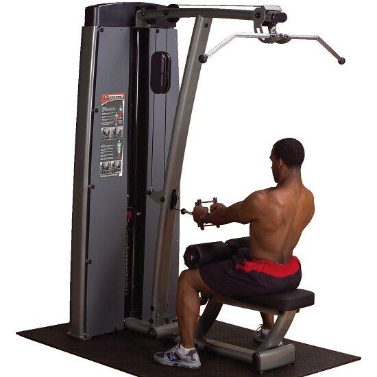 """Body-Solid® Latzug- und Rudermaschine """"Pro Dual"""" Gewichtsblock 140 kg"""
