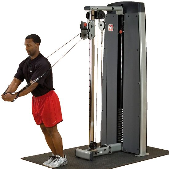 "Body-Solid® Multikabelzug ""Pro Dual"" Gewichtsblock 95 kg"