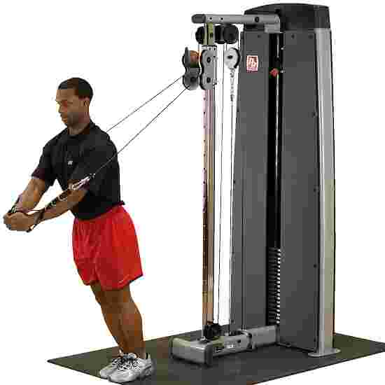 "Body-Solid Multikabelzug ""Pro Dual"" Gewichtsblock 95 kg"