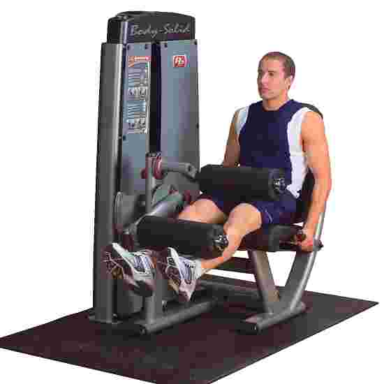 """Body-Solid """"Pro Dual"""" Leg Extension and Leg Curl Machine 95 kg weight block"""