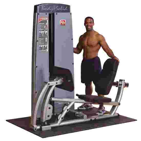 "Body-Solid ""Pro Dual"" Leg Press and Calf Machine 95 kg weight block"