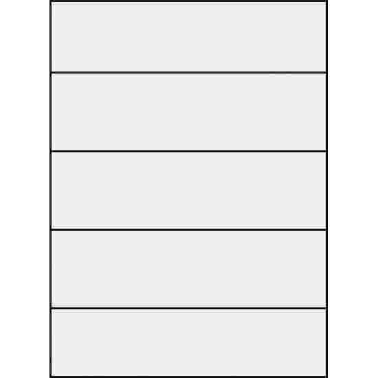 Boldskab HxBxD 195x150x50 cm med hullede stållåger (Type 3) Lysegrå (RAL 7035), Lysegrå (RAL 7035)