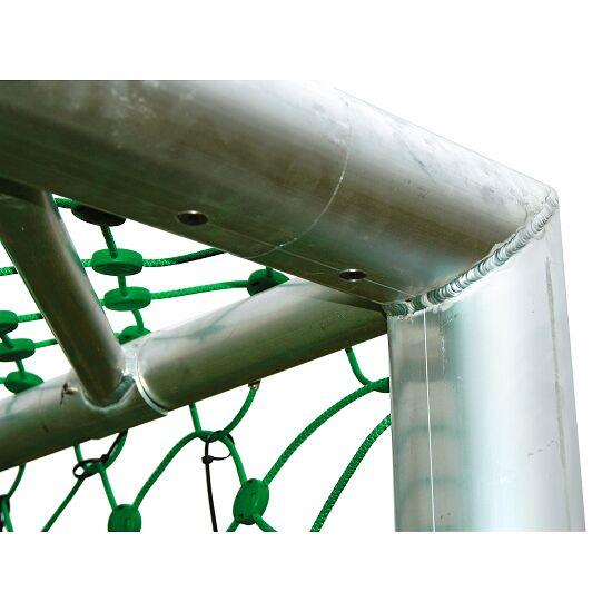 """Bolzplatztor """"Spezial"""" Frei stehend, Inkl. Netz mit Stahleinlage"""