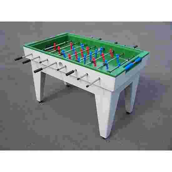 Bordfodbold af Polymer-beton Grøn