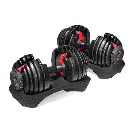 """Bowflex Kurzhantel """"Selecttech"""" 2,3-23,8 kg"""
