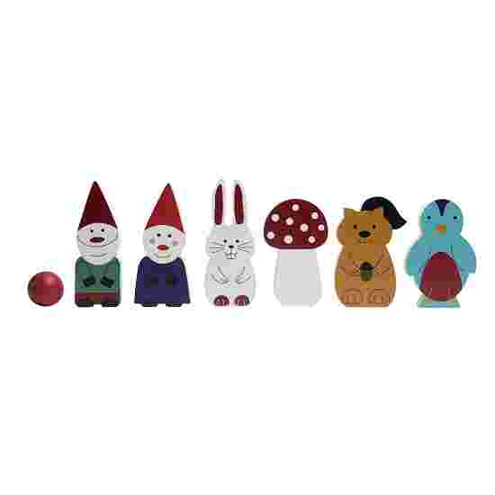 """BS Toys Bowlingspiel """"Forest Friends"""""""