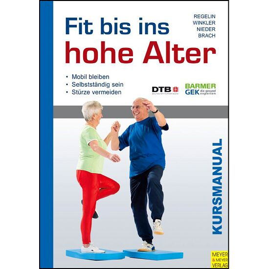 "Buch ""Fit bis ins hohe Alter"""