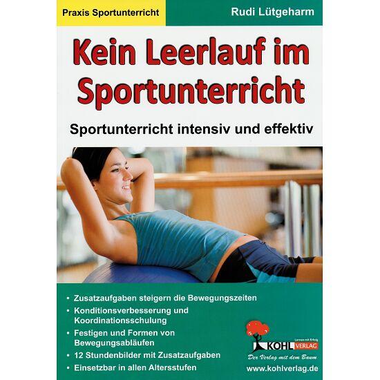 """Buch """"Kein Leerlauf im Sportunterricht"""""""