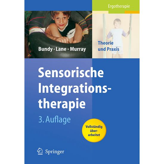 "Buch ""Sensorische Integrationstherapie"""