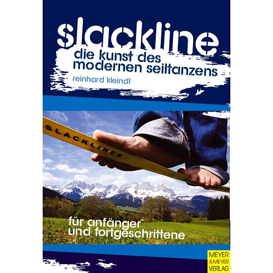 "Buch ""Slackline"""