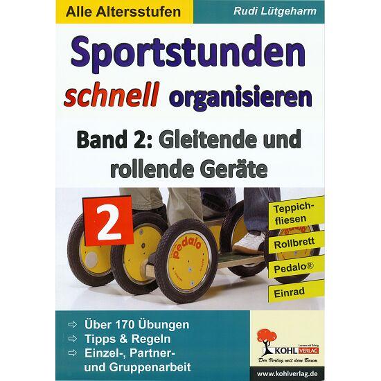"""Buch """"Sportstunden schnell organisieren"""" Band 2"""