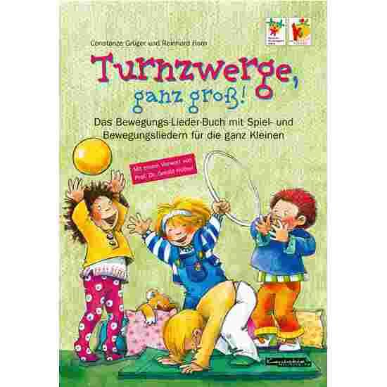 """Buch und CD-Set """"Turnzwerge, ganz groß!"""""""