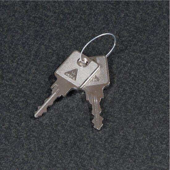 C+P Ersatzschlüssel für Schiebetüren- und Flügeltürenschränke