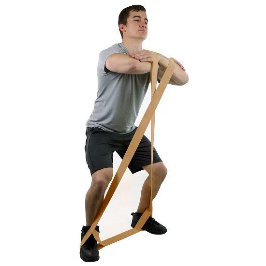 "CanDo® Multi-Grip™ Fitnessband ""Exerciser"" Hellbraun, extra leicht"