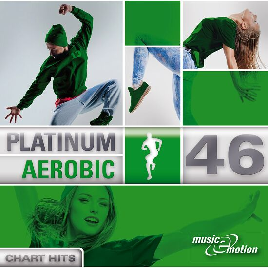 "CD ""Platinum Aerobic 46"""