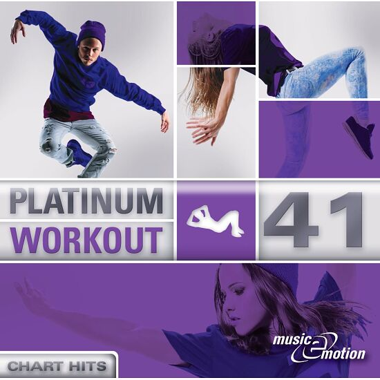 "CD ""Platinum Workout 41"""