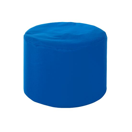Chilling Bag Hocker Blau