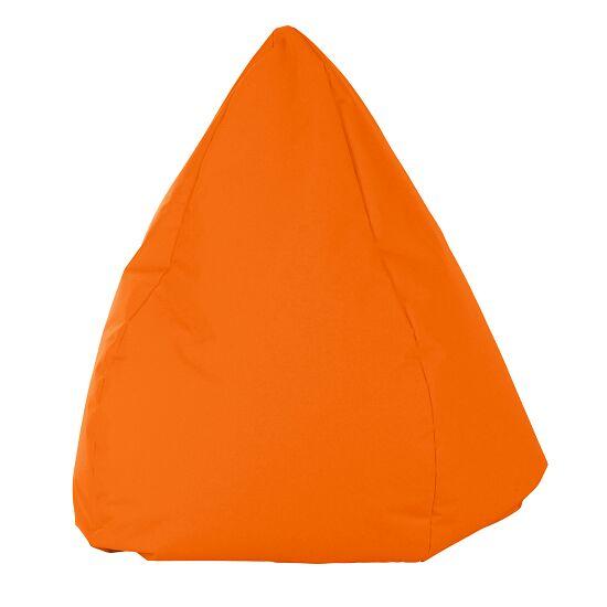 """Chilling Bag sækkestol """"Lounge L"""" Orange"""