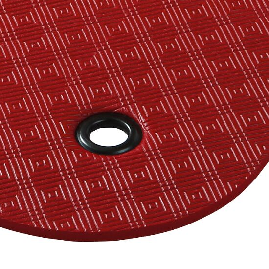 """""""Comfort"""" Exercise Mat Approx. 180x65x0.8 cm, Red"""