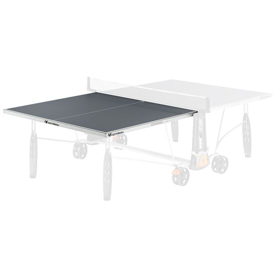 """cornilleau Tischtennis-Plattenhälfte """"250 S Crossover"""" Grau"""