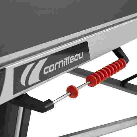 """Cornilleau Tischtennisplatte  """"600X"""" Schwarz"""