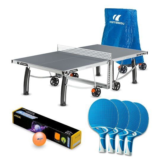 "Cornilleau® Tischtennisplatte ""PRO 540 Outdoor""-Set"