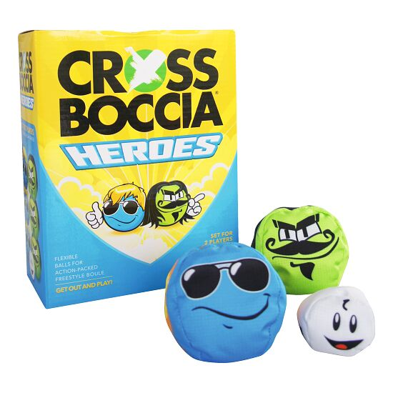 Crossboccia® Doublepack Einsteiger-Set für 2 Spieler Mexican u. Dude