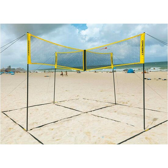 "Crossnet Volleyball-Set ""Four Square"""