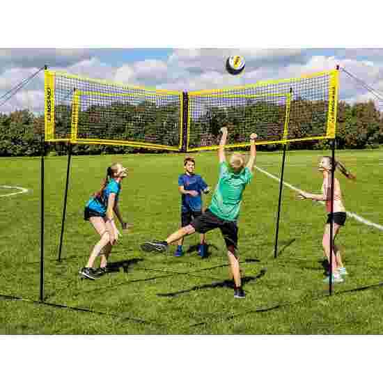 Crossnet Volleyball Set