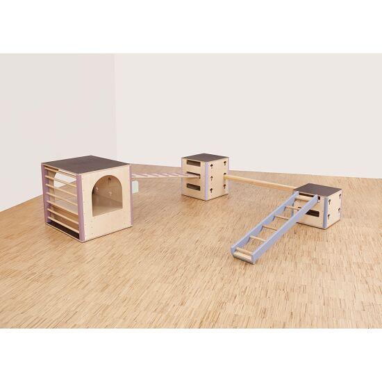 """Cube Sports® Bewegungslandschaft U3 """"Set IV"""" Standard"""