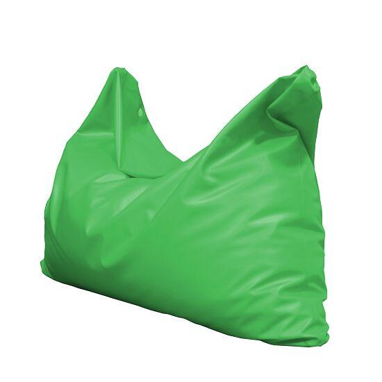 Das Riesenkissen Grün