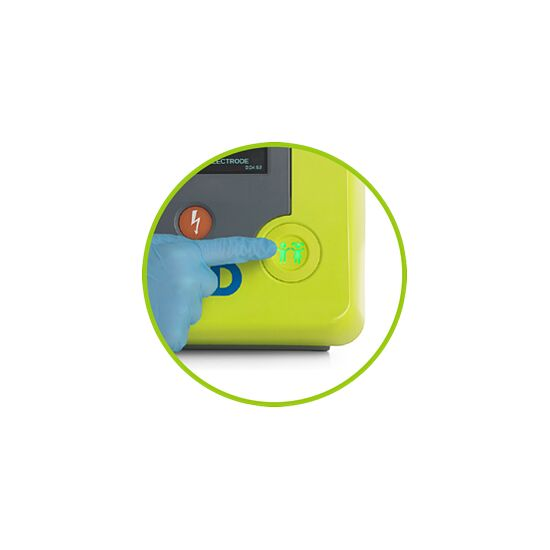"""Defibrillator """"Zoll AED 3"""""""