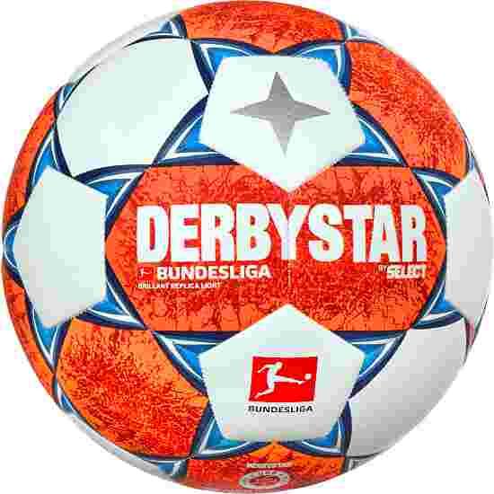 """Derbystar """"2020/2021 Bundesliga Brillant Replica Light"""" Football Size 4"""