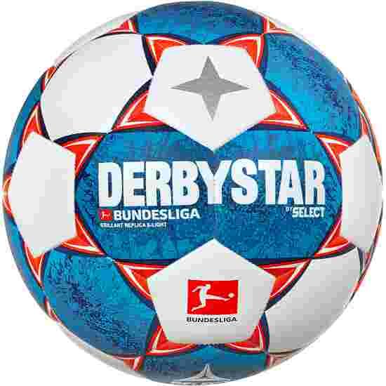 "Derbystar Fußball ""Bundesliga Brillant Replica S-Light 2021-2022"" Größe 3"