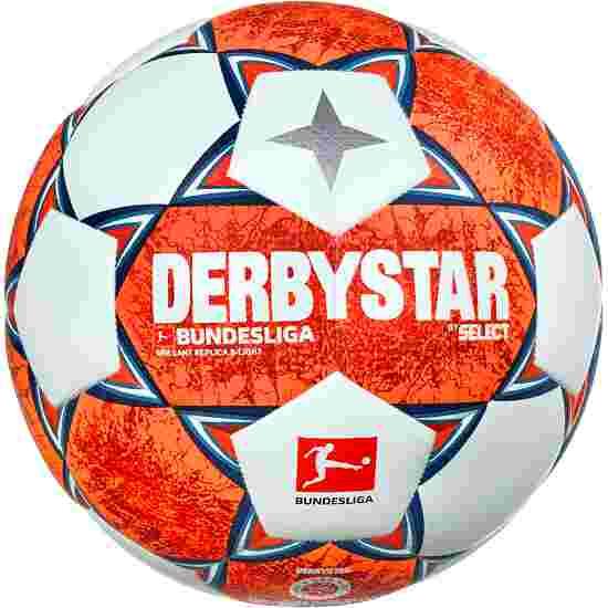 "Derbystar Fußball ""Bundesliga Brillant Replica S-Light 2021-2022"" Größe 5"
