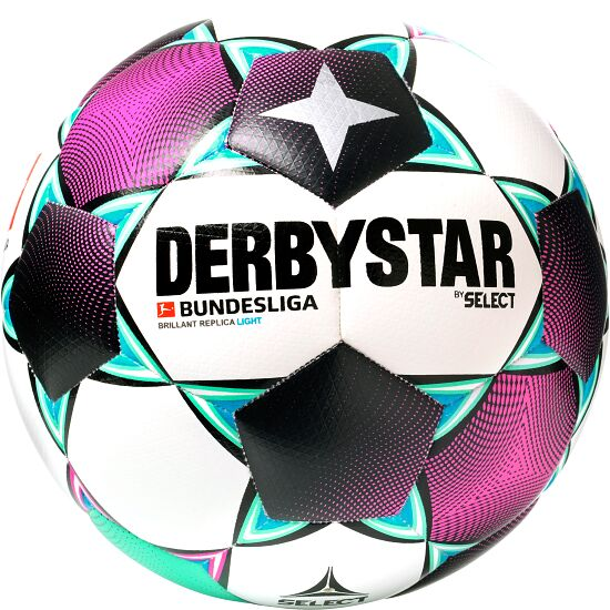 "Derbystar Fußball ""Bundesliga Brilliant Replica Light 2020-2021"" Größe 4"