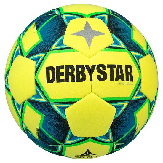 """Derbystar Fußball """"Indoor Beta"""" Größe 4, 360 g"""
