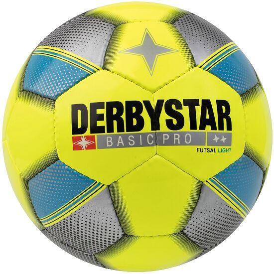 "Derbystar Futsal Ball ""Basic Pro"" Light, Size 4, 350 g"