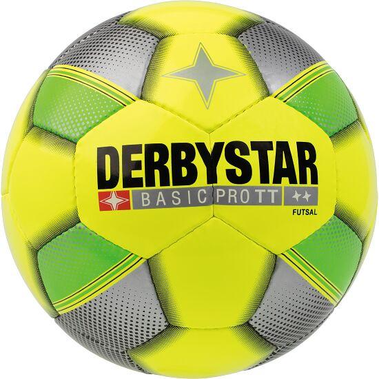 "Derbystar Futsal Ball ""Basic Pro"" TT, Size 4, 420 g"