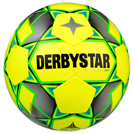 "Derbystar Futsalball  ""Basic Pro"" Light, Größe 4, 350 g"