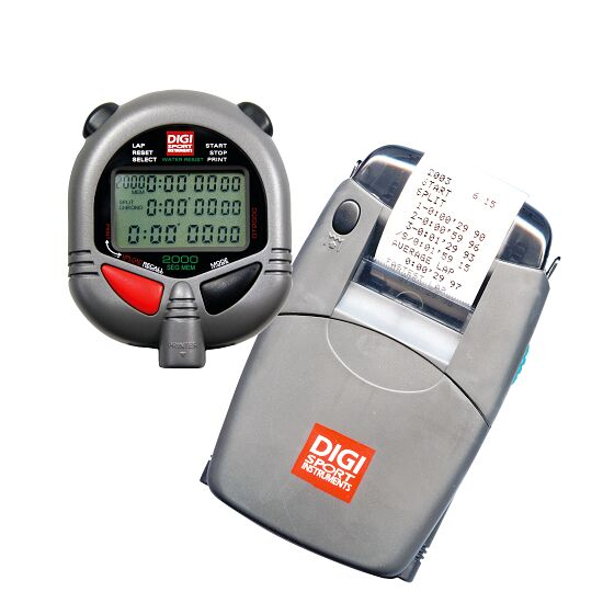 DIGI Thermal Printer Set Printer with PC 110 stopwatch