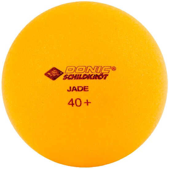 "Donic Schildkröt ""Jade"" Table Tennis Balls Orange balls"