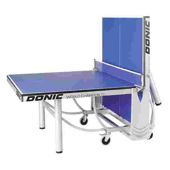 """Donic """"World Champion TC"""" Table Tennis Table Blue"""